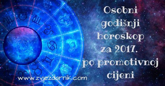 Osobni godisnji horoskop za 2017