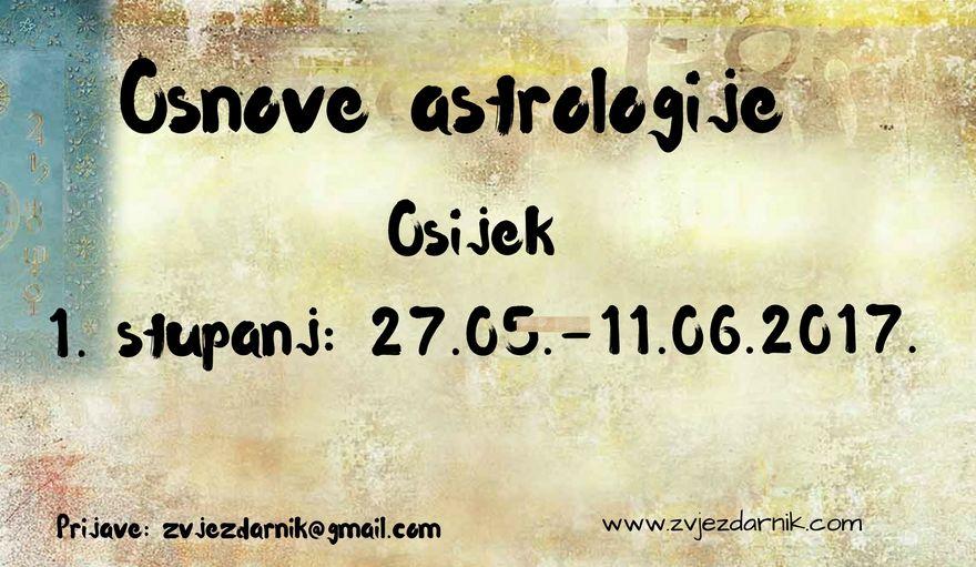 Osnove astrologije27svibanj