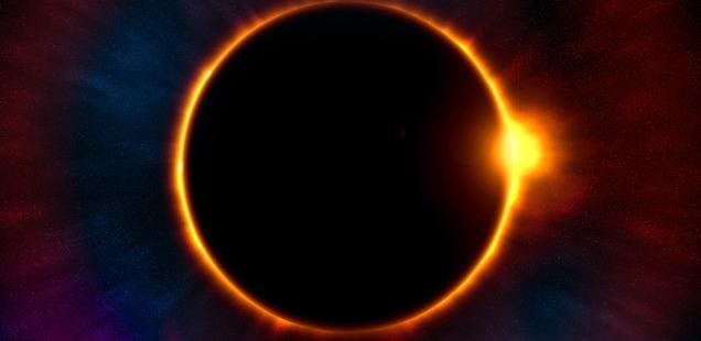 Potpuna pomrčina Sunca u Lavu 21.08.2017.